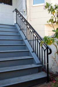 SF railing right side after